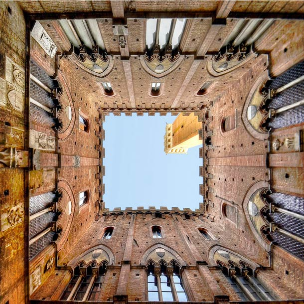 Architectures from below Stefano Scarselli 8