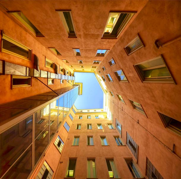 Architectures from below Stefano Scarselli 9