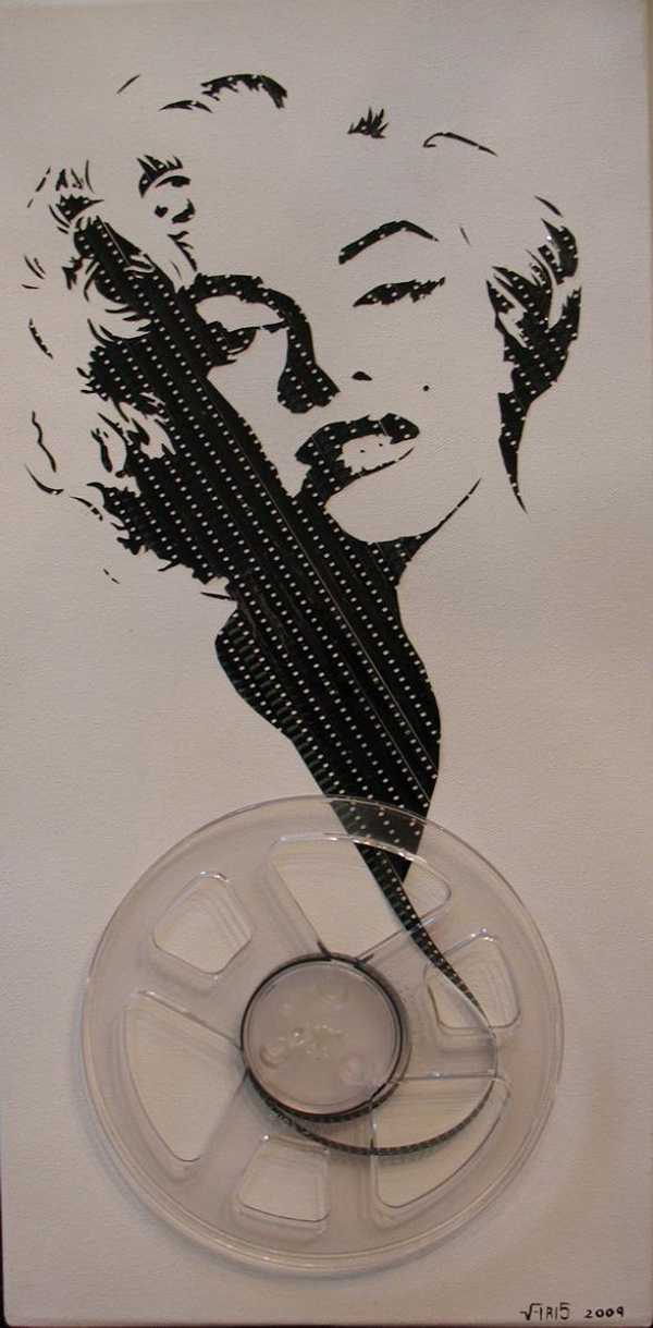 Cassette Tape Art Erika Iris Simmons 13