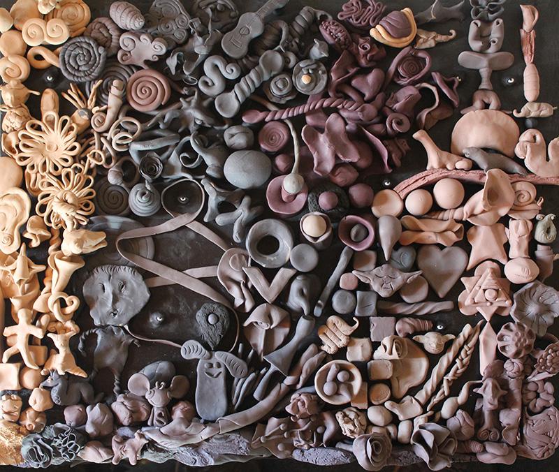 clay sculptures meredith dittmar 8