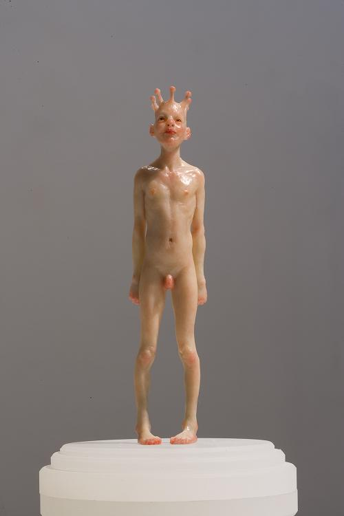 DISTURBING SCULPTURES OF DONGWOOK LEE 9