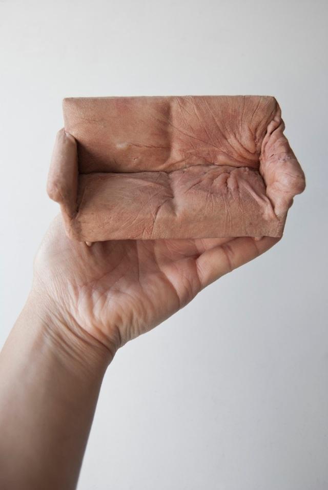 Handheld Organic Sculptures  Jessica Harrison 2