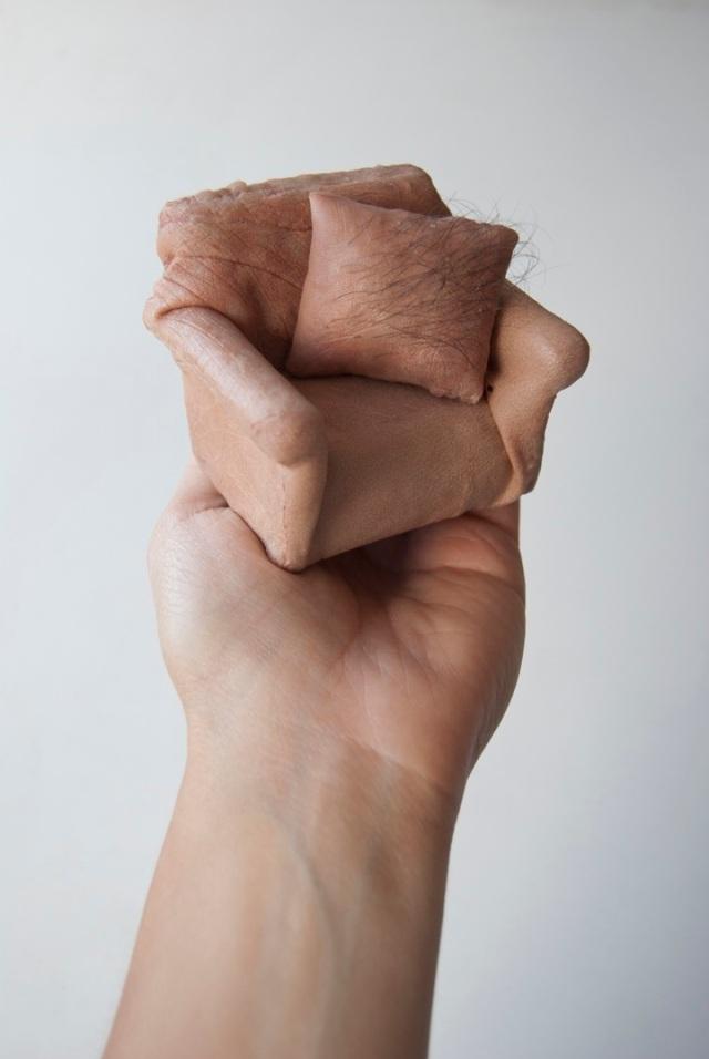 Handheld Organic Sculptures  Jessica Harrison 7