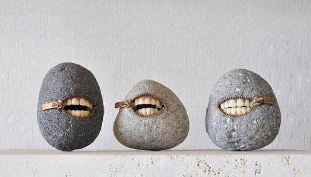 Incredibles Stone Sculptures Hirotoshi Ito 15