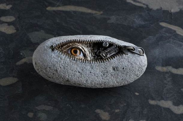 Incredibles Stone Sculptures Hirotoshi Ito 16