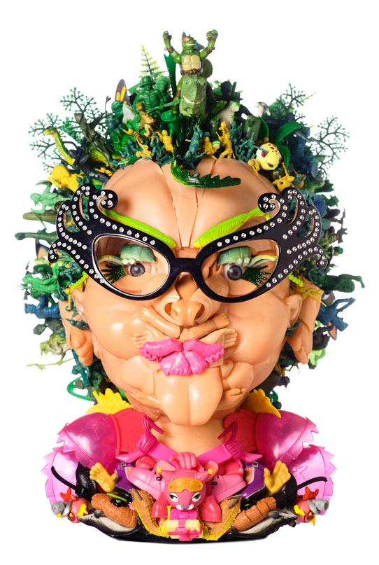 new plastic doll faces Freya Jobbins 27