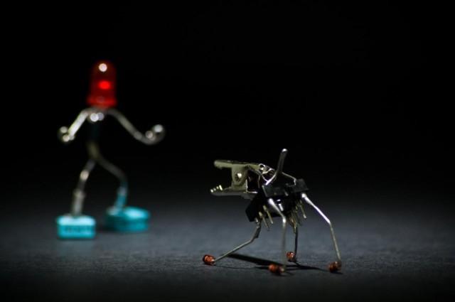 Sparebots Lenny and Meriel Lenfesteys 12