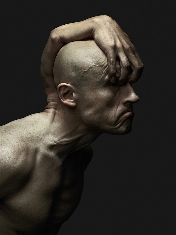 Disturbing Photo Series Babak Hosseiny and Jeffrey Vanhoutte 2