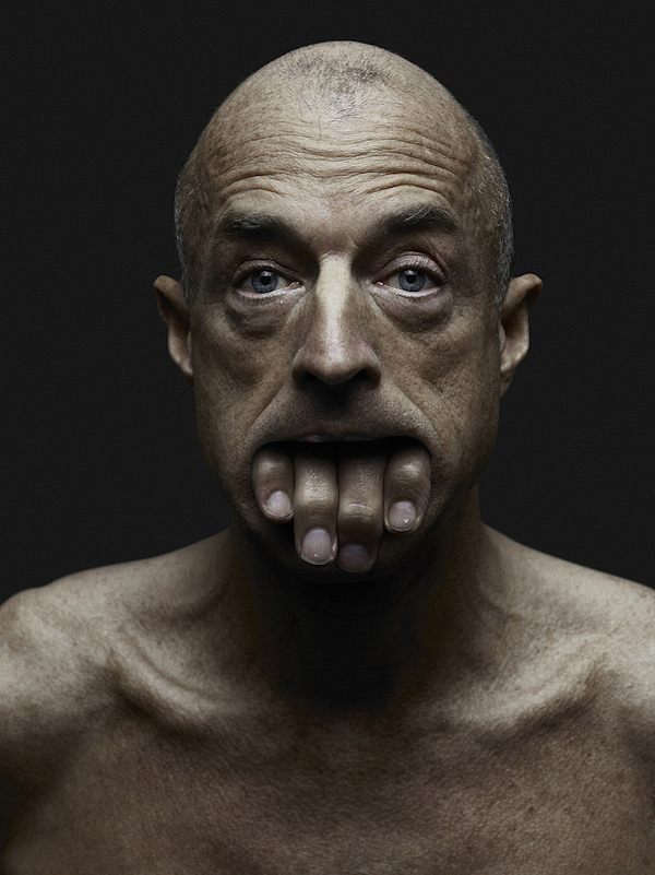 Disturbing Photo Series Babak Hosseiny and Jeffrey Vanhoutte 4