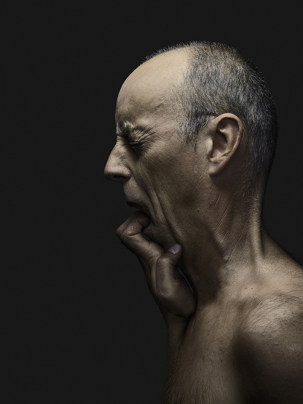 Disturbing Photo Series Babak Hosseiny and Jeffrey Vanhoutte 8