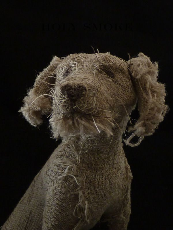 dog scuptures Helen Thompson 13