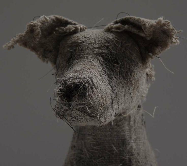 dog scuptures Helen Thompson 7