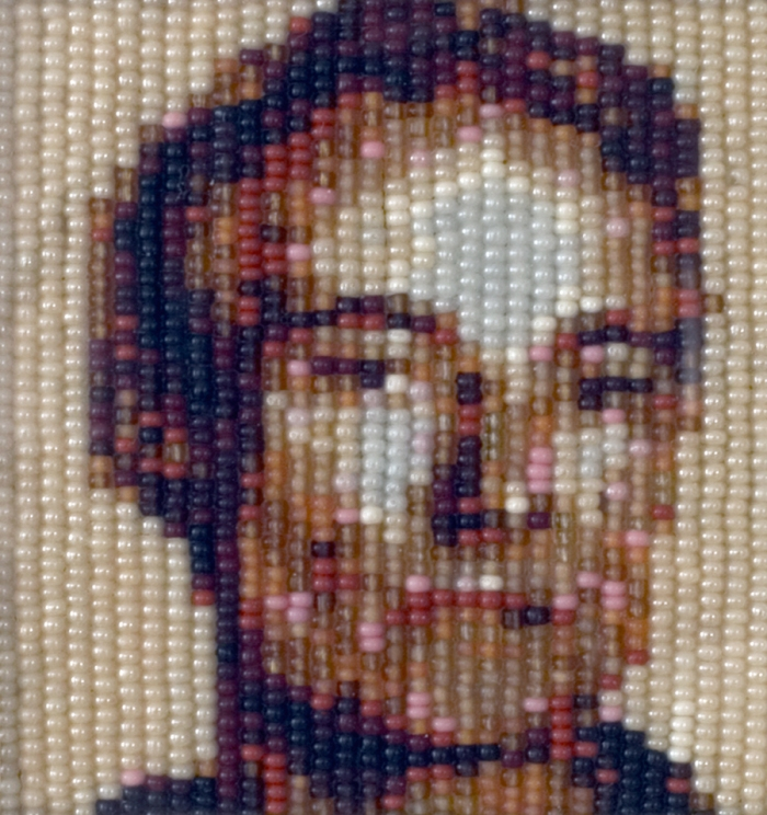 Embroidered Portraits Jean Pierre Seguin 20