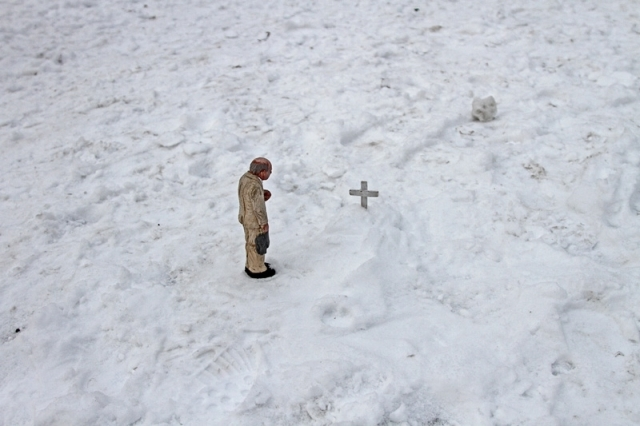Fascinating Miniature World Isaac Cordal 6