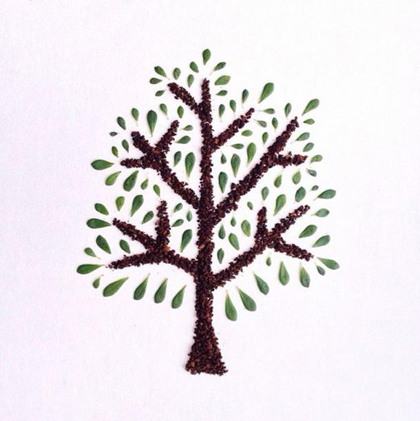 Liv Buranday coffee illustrations 12