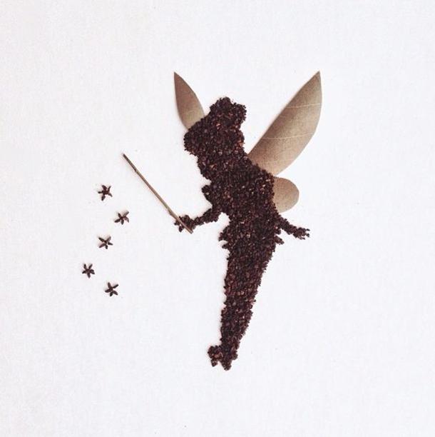 Liv Buranday coffee illustrations 14