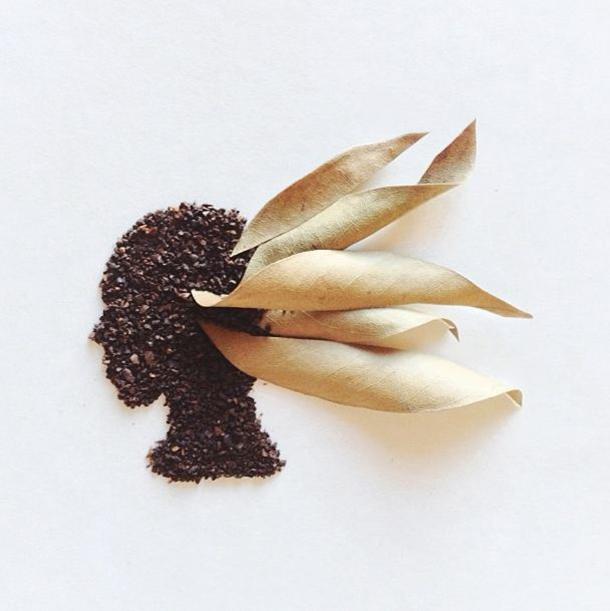 Liv Buranday coffee illustrations 15