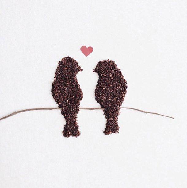 Liv Buranday coffee illustrations 8