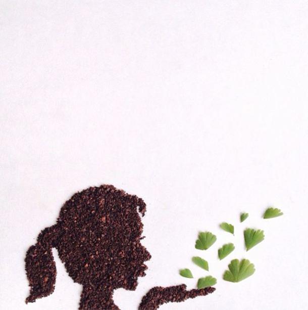 Liv Buranday coffee illustrations 9