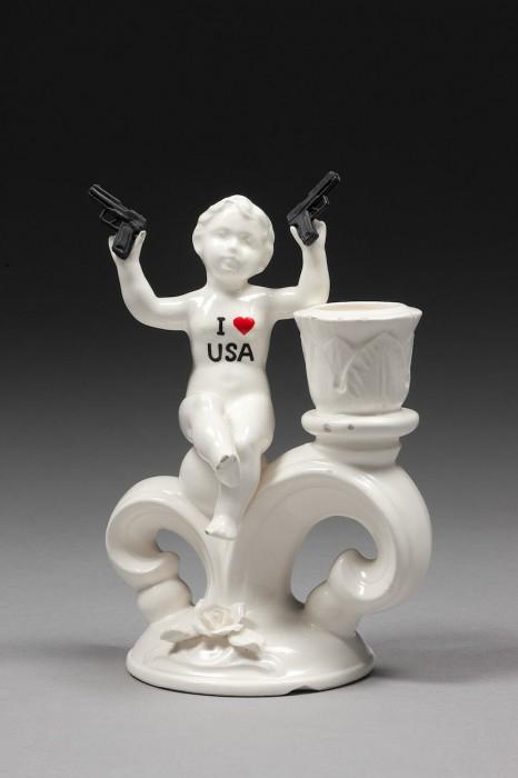 Political porcelain Penny Byrne 11
