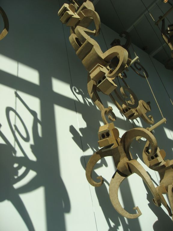 corrugated art James Grashow 10