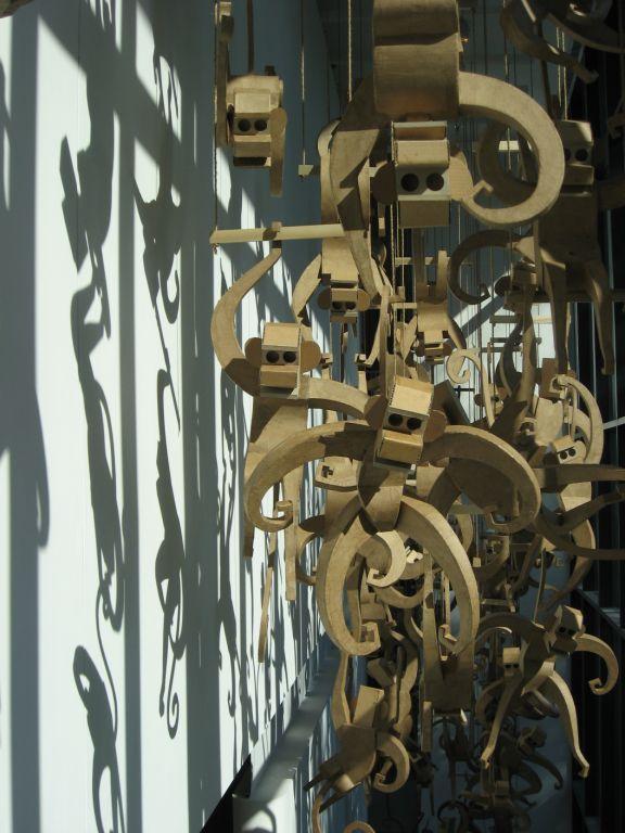 corrugated art James Grashow 9