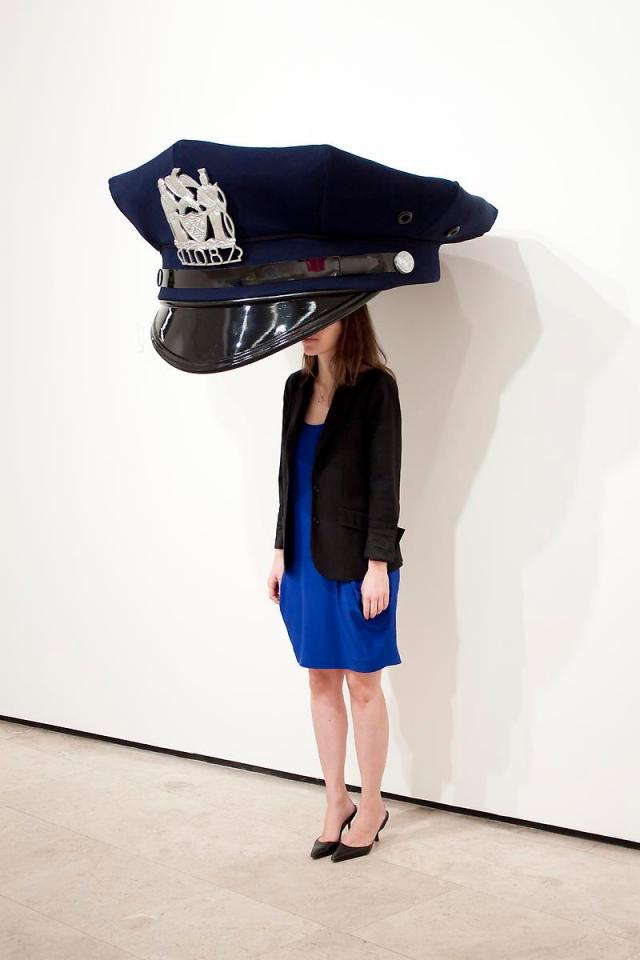Erwin Wurm Surreal Sculptures 4