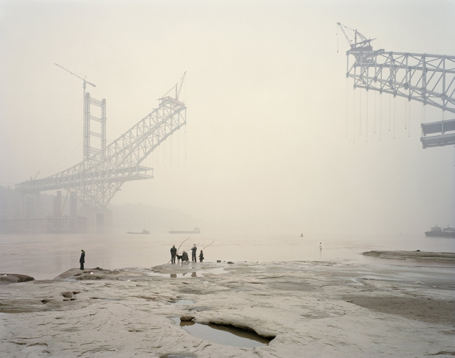 Nadav Kander  Yangtze the Long River 2