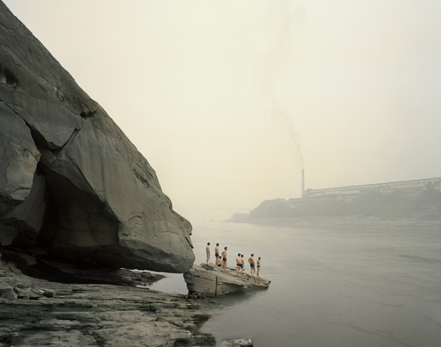 Nadav Kander  Yangtze the Long River 4