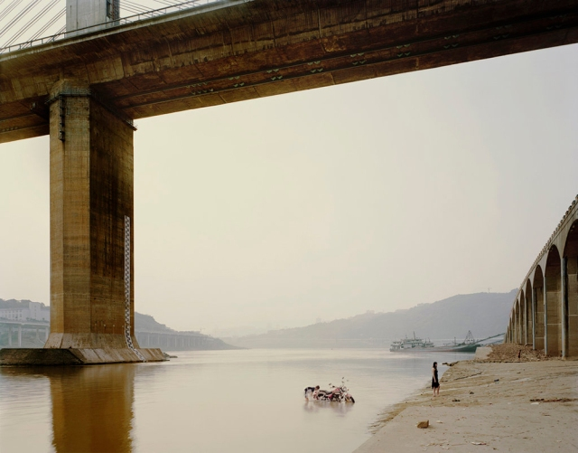 Nadav Kander  Yangtze the Long River 5