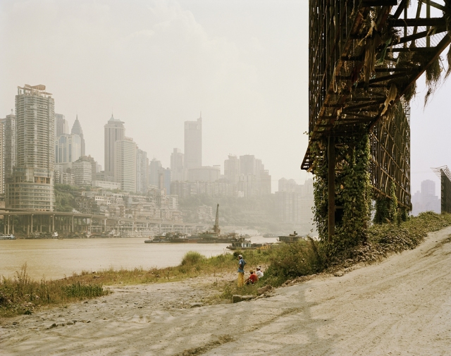 Nadav Kander  Yangtze the Long River 7