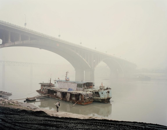 Nadav Kander  Yangtze the Long River 8