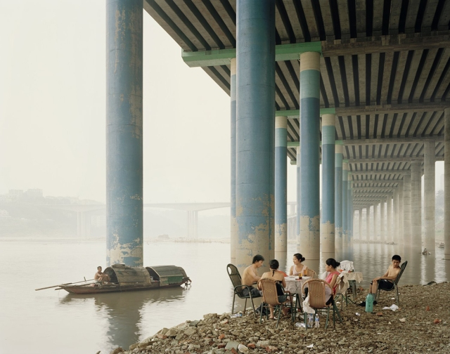 Nadav Kander  Yangtze the Long River 9