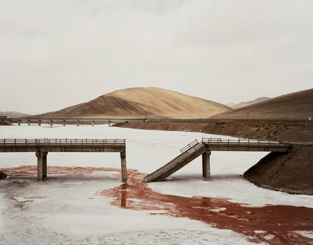 Nadav Kander  Yangtze the Long River