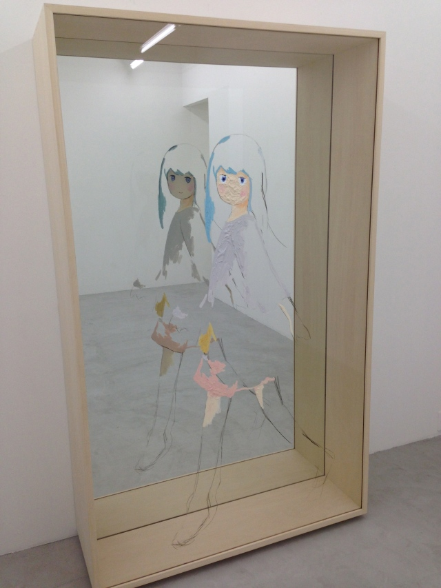 The double-sided anime images of Makoto Taniguchi 10
