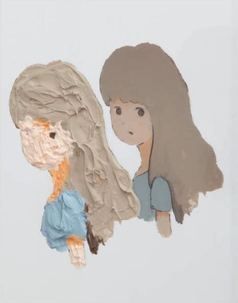 The double-sided anime images of Makoto Taniguchi 9