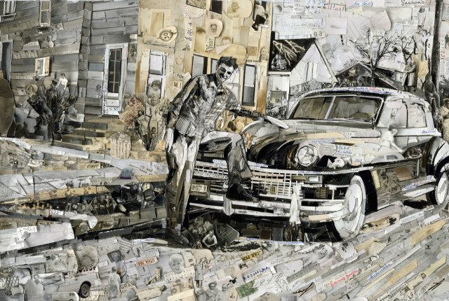 VIK MUNIZ THE PHOTOGRAPHY OF PHOTOGRAPHY 3