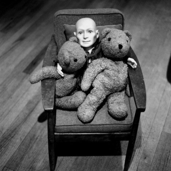Aline Smithson The Lonesome Doll 3