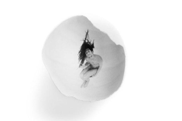 Eggshell Portraits  Jess Landau 5
