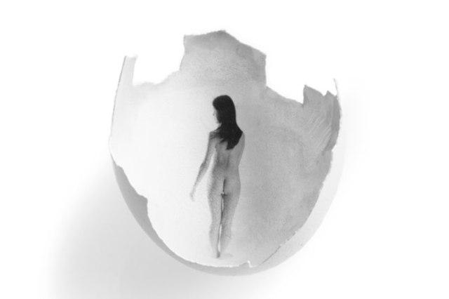 Eggshell Portraits  Jess Landau 6
