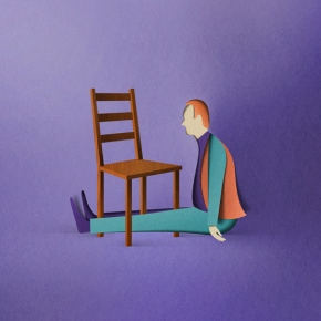 New Paper Cut Illustration Eiko Ojala 2