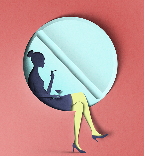 New Paper Cut Illustration Eiko Ojala 5