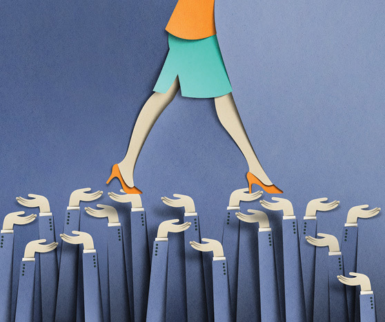 New Paper Cut Illustration Eiko Ojala 8