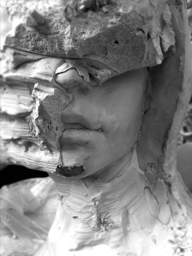 Enrico Ferrarini disturbed sculptures 4