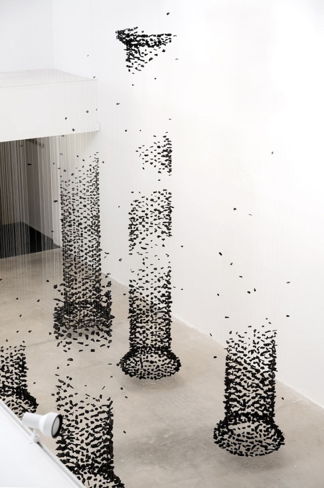 Seon Ghi Bahk Suspended Columns Mode of Charcoal 6