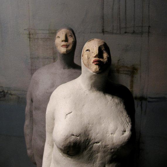 Anna Kozlowska Luc CERAMIC SCULPTURE 17