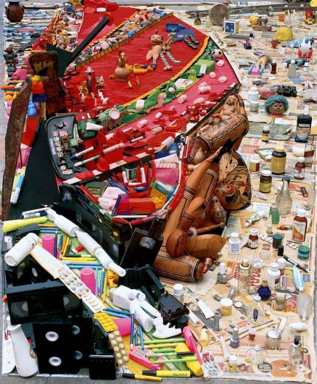 Bernard Pras new Amazing Anamorphosis 11