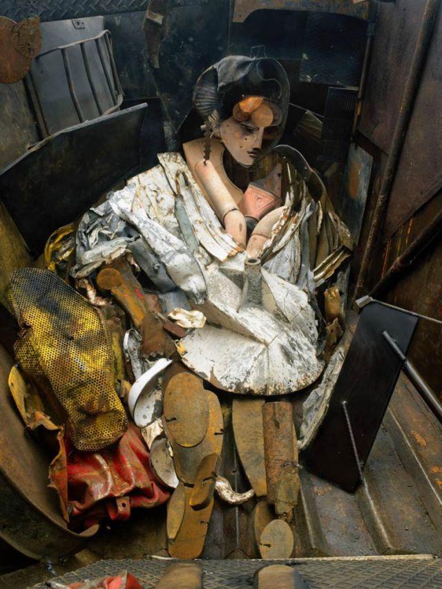 Bernard Pras new Amazing Anamorphosis 7