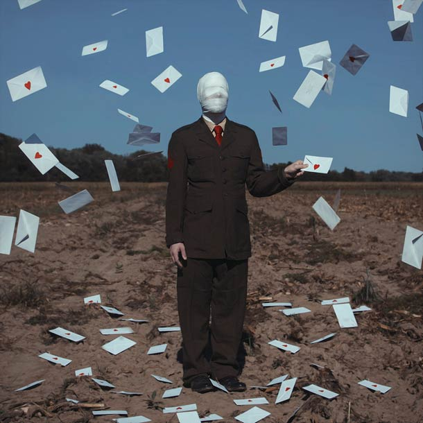 Christopher McKenney disturbing faceless photos 10