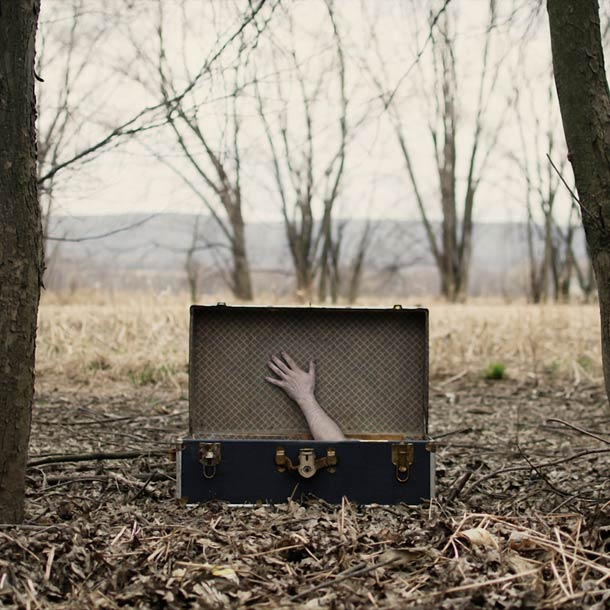 Christopher McKenney disturbing faceless photos 18